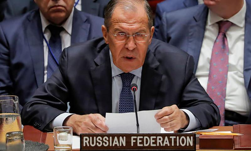 Сергей Лавров сообщил о начале поставок С-300 в Сирию