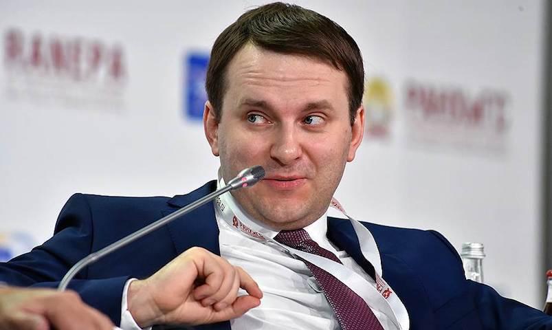 Министр экономики оценил курс рубля по анекдоту о Брежневе