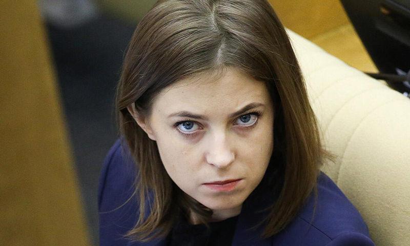 ЕР решили снять Поклонскую: в ответ она объявила о проверке 5 депутатов на коррупцию
