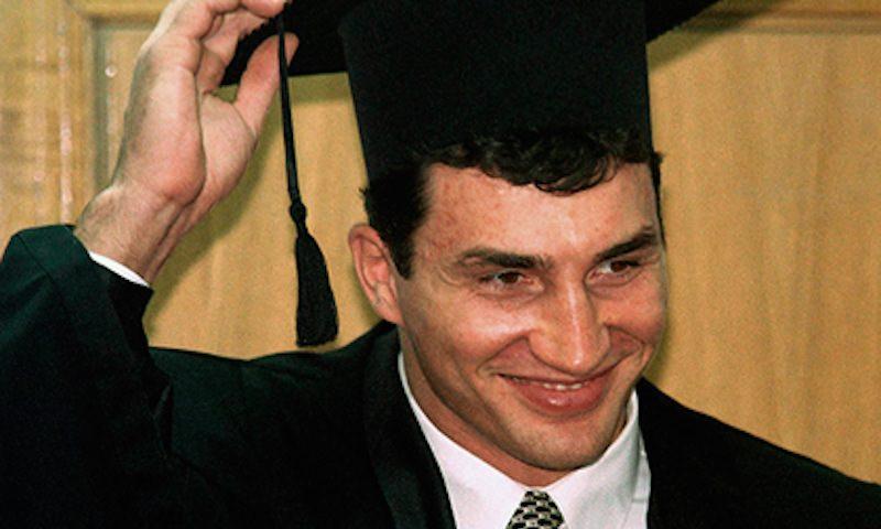 Кличко стал преподавателем Гарвардского университета