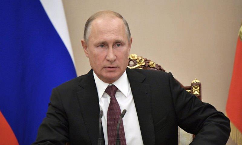 Путин назвал значимым приоритетом рациональное использование леса