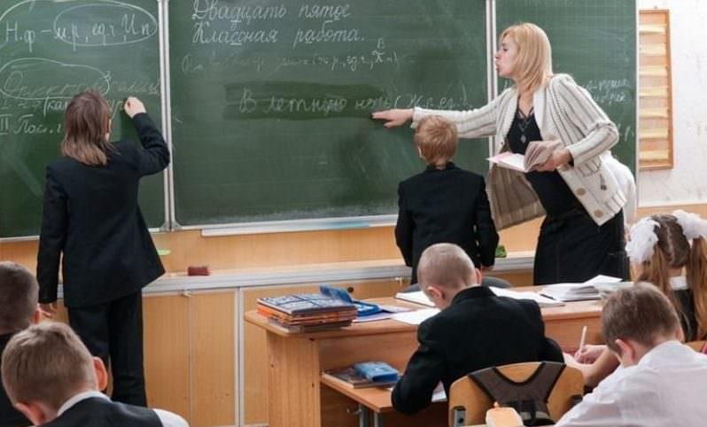 Российская учительница избивала детей с нарушениями в развитии