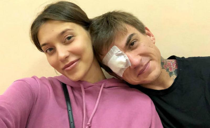 Влад Топалов травмировал глаз, спасая Регину Тодоренко