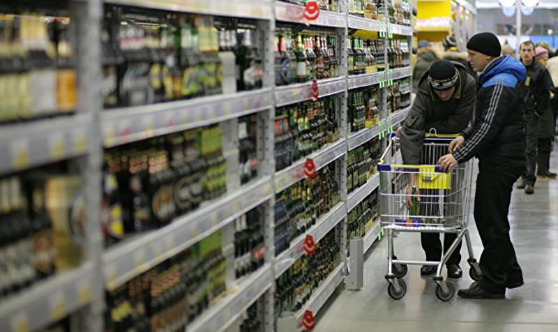 Голикова заявила о возможном повышении возраста продажи алкоголя