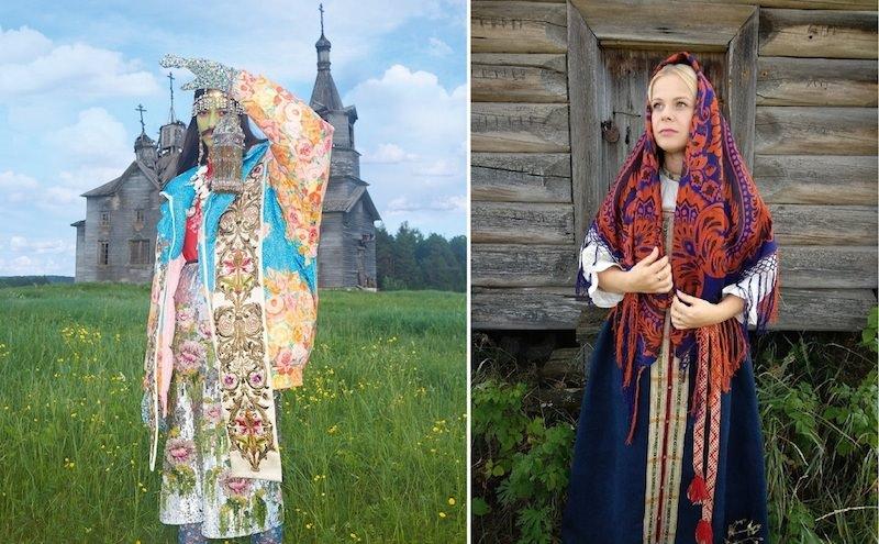 Жители деревни отомстили Vogue за усатых женщин
