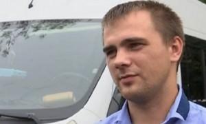В Краснодаре водитель маршрутки бесплатно возит школьников за пятерки в дневнике