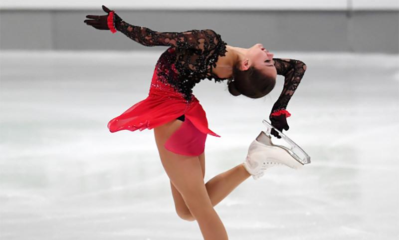 Фигуристка Загитова установила три мировых рекорда