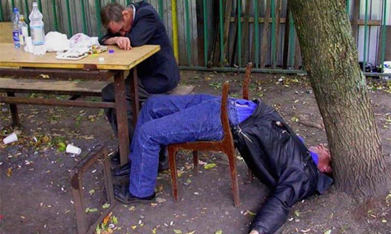 Назван самый «пьяный» город России