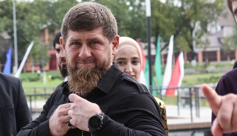 Видео, разозлившее Кадырова