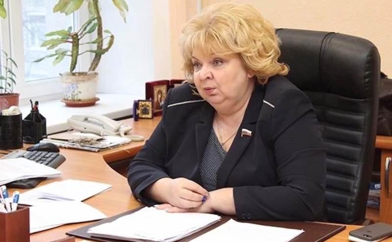Депутат Максимова предложила ввести налог на бабушкин огород