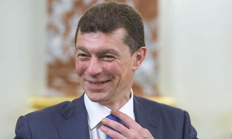 Министр труда Топилин сообщил о