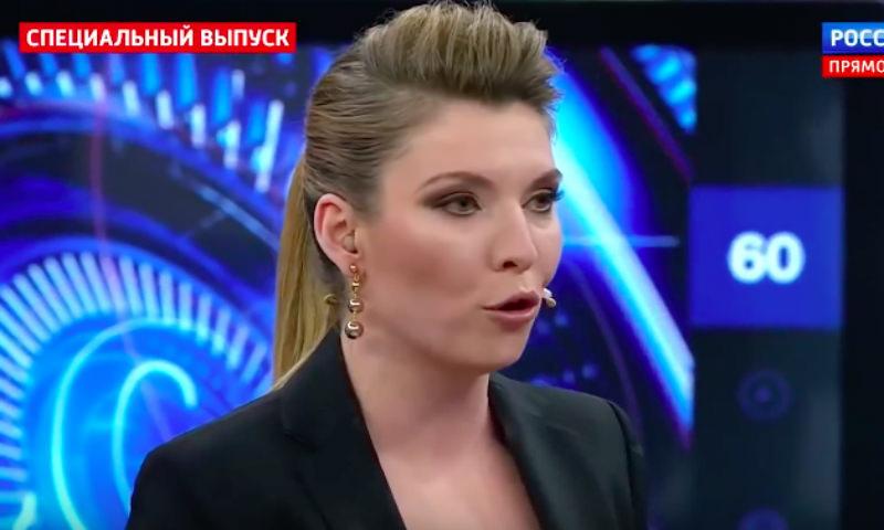 """""""Россия-1"""" умудрилась взять интервью у погибшей в Керчи девушки"""