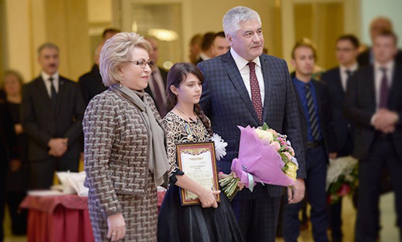 Дети-спасатели могут стать Героями России