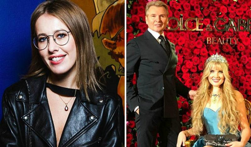 «Воспевает крестьянок в Dolce & Gabbana»: Собчак разнесла дочь Малинина