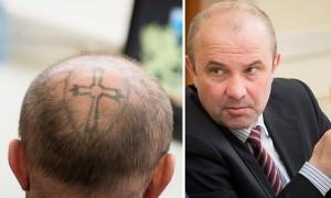 Депутат с татуировкой  паука на голове не сядет  за поножовщину
