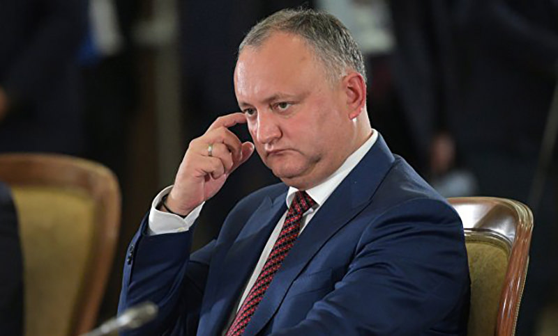 У молдаван отнимают День Победы