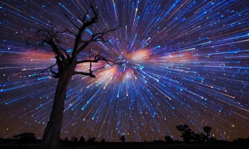 Осенний звездопад можно будет наблюдать в ночь на 22 октября