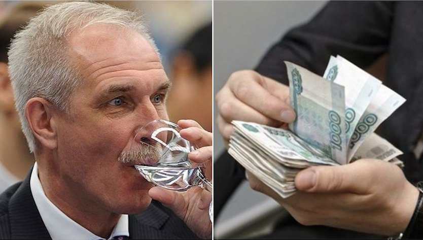 Ульяновский губернатор сократил зарплату себе и министрам