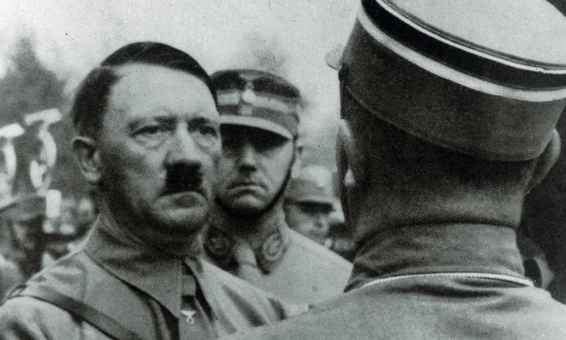 ЦРУ рассекретило доклад о сексуальной ориентации  Гитлера
