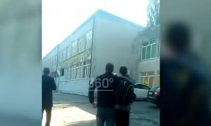 «Пацаны, там, может, помощь нужна»: начало стрельбы в Керчи