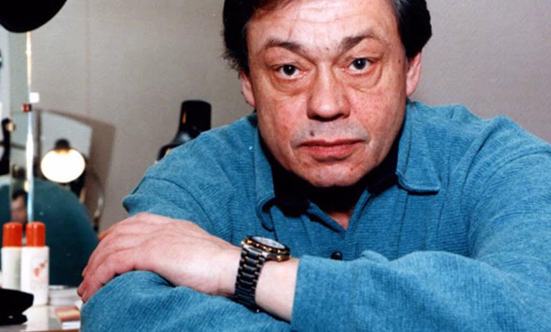 Календарь: 27 октября - День рождения Николая Караченцова