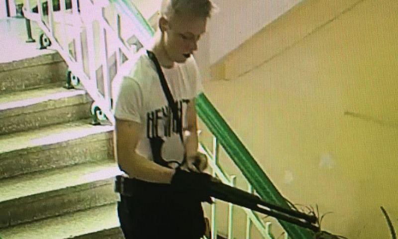 Взрыв и стрельбу в Керчи устроил студент колледжа