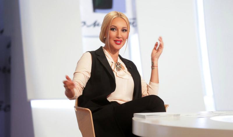 «Обидно»: Лера Кудрявцева провалилась на премии ТЭФИ