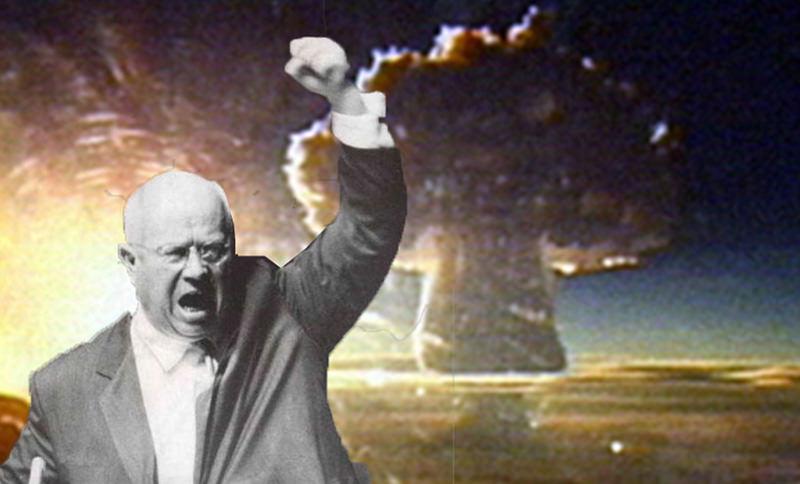 Календарь: 30 октября - Хрущев жахнул