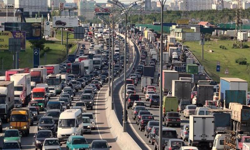 Бизнесмены-патриоты предложили ввести плату за въезд в Москву