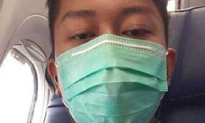 Пассажир разбившегося в Индонезии лайнера успел отправить селфи молодой жене