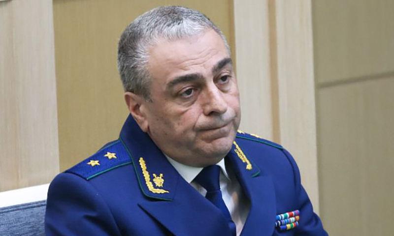 Замгенпрокурора Карапетян летел на охоту и разбился на частном вертолете