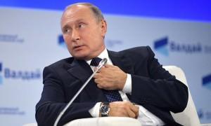 Путин о ядерной войне: «Мы попадём в рай, а они просто сдохнут»