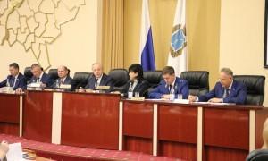 Саратовские депутаты поддержали прожиточный минимум от
