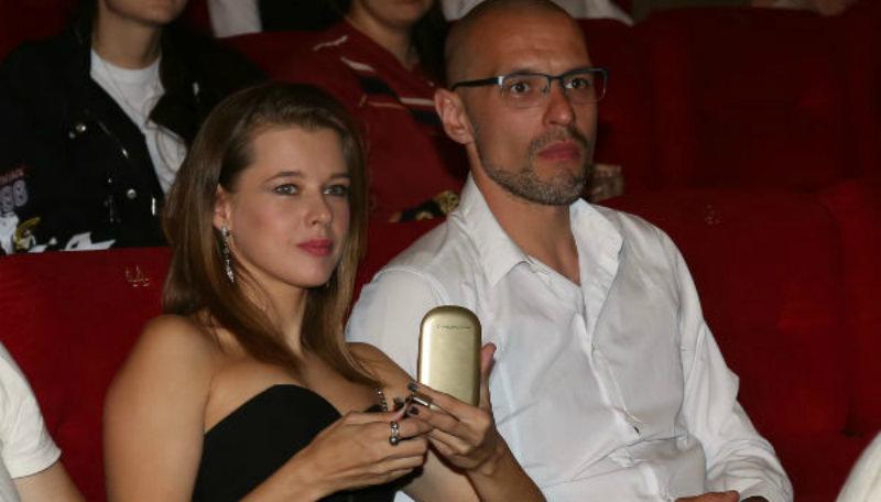 Актрисе Катерине Шпице сделали предложение прямо на сцене