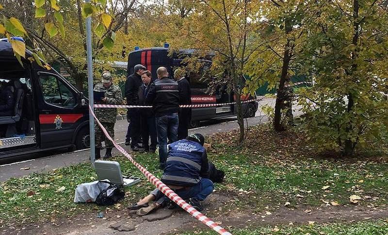 Стало известно, за что застрелили следователя по особо важным делам МВД
