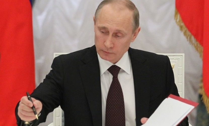 Путин предложил не наказывать тюрьмой за мелкие преступления - Блокнот