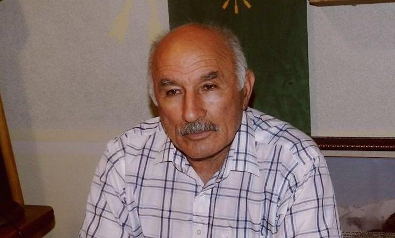 Экс-глава общественной организации «Адыге-Хасе» Мухаммед Черкесов