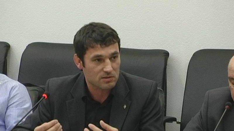Глава общественной организации «Абаза» Джанибек Кужев