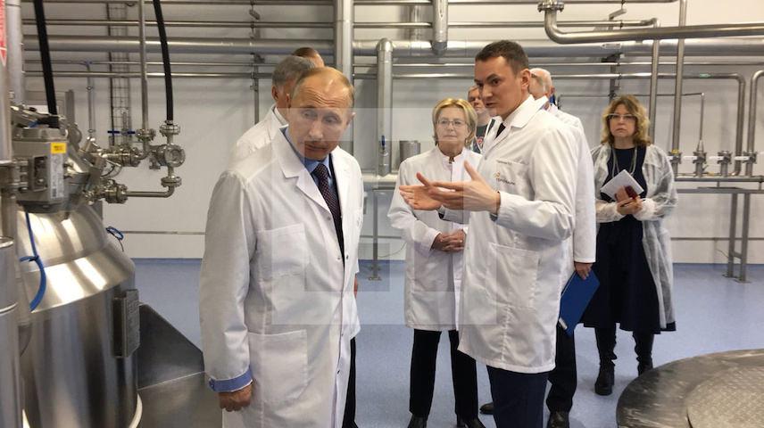 Путина разочаровала система льготного обеспечения лекарствами