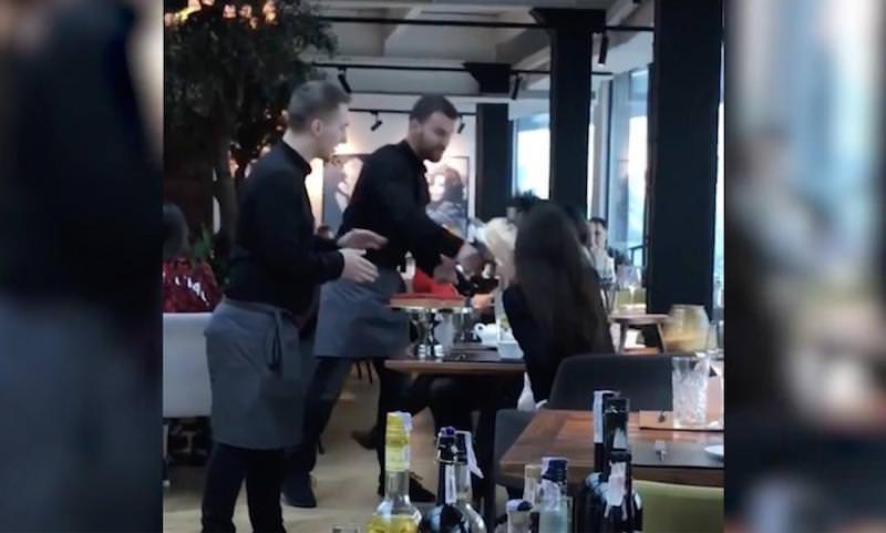 Киевские официанты