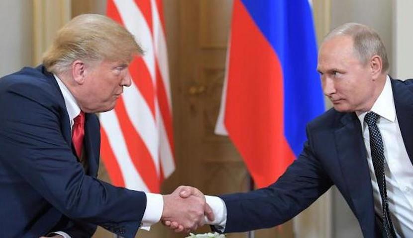 Просто «Владимир Трамп»