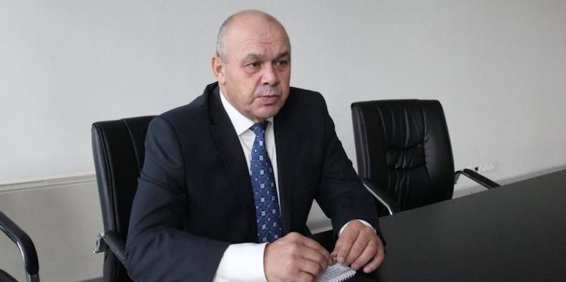 Глава общественной организации «Совет старейшин черкесского народа» Абу-Юсуф Банов