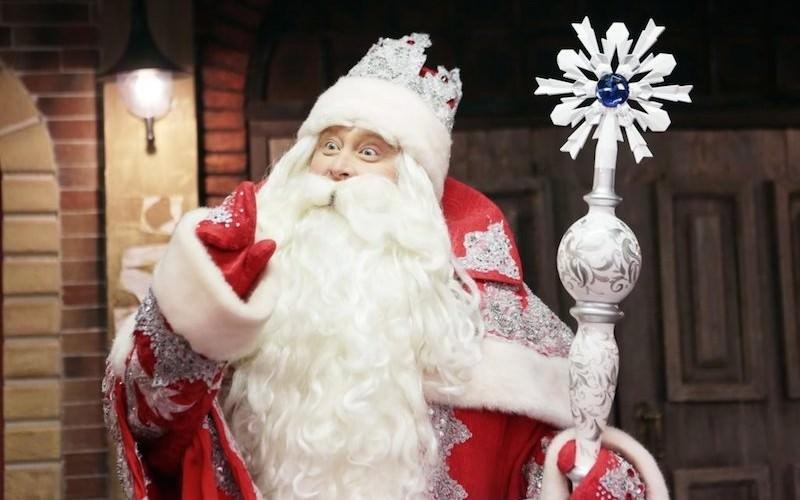 Всероссийский Дед Мороз рассказал, что ему пишут взрослые