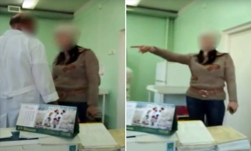 «Не картавь, идиот»: женщина обругала врача из-за отказа принять ребенка