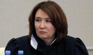 Диплом «золотой судьи» Елены Хахалевой признали подлинным