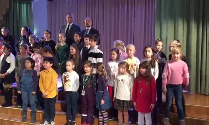 Первые успехи муниципальной дипломатии берут свое начало в школах России