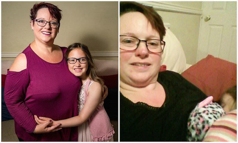Мама кормила любимую дочку грудью до 9 лет