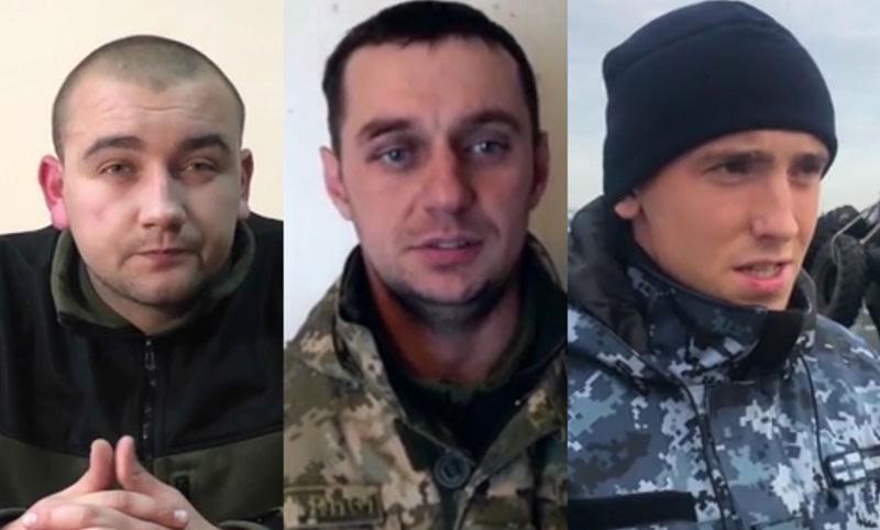 Выполняли приказ: допрос украинских моряков, устроивших провокацию в Керченском проливе