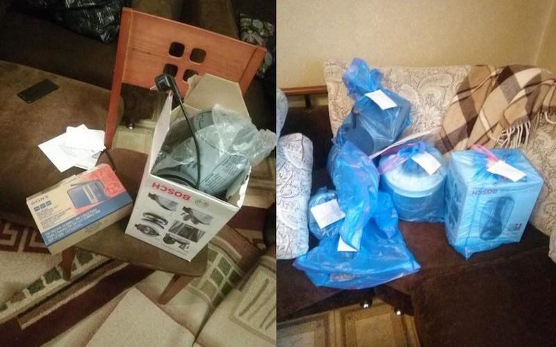 Красноярские чиновницы обставили свои квартиры подарками для ветеранов