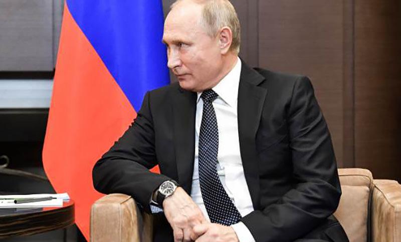 Путин обогнал Трампа в рейтинге доверия к мировым лидерам